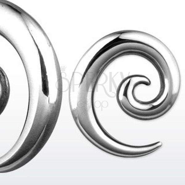 Stahlexpander - eine Spirale in verschiedenen Größen